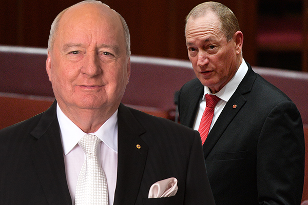 Article image for 'It's not Fraser Anning who should be in the dock but the fakes and the phonies'