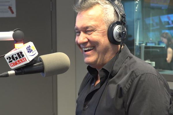 Article image for Jimmy Barnes bares all in upcoming documentary