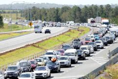 Variable speed limits proposed for the M1