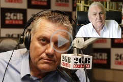 WATCH | Ray Hadley's message to John Laws