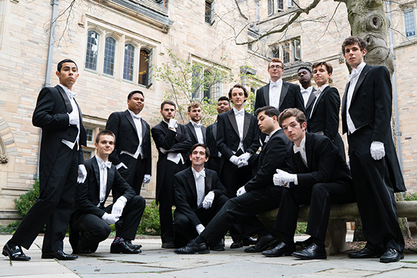 Article image for The Whiffenpoofs: A 109yo tradition that is music to our ears