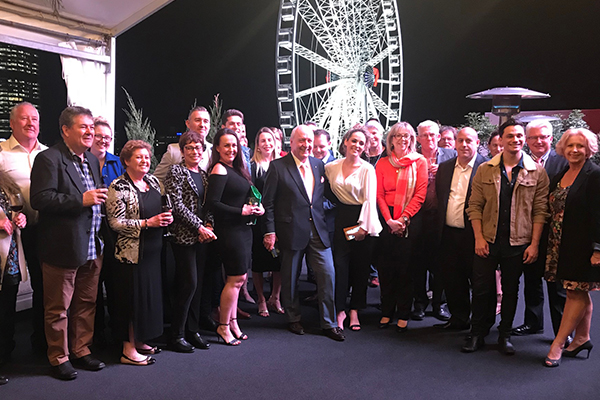 Article image for Lucky listeners treated to a 'Beautiful Night Out' in Brisbane