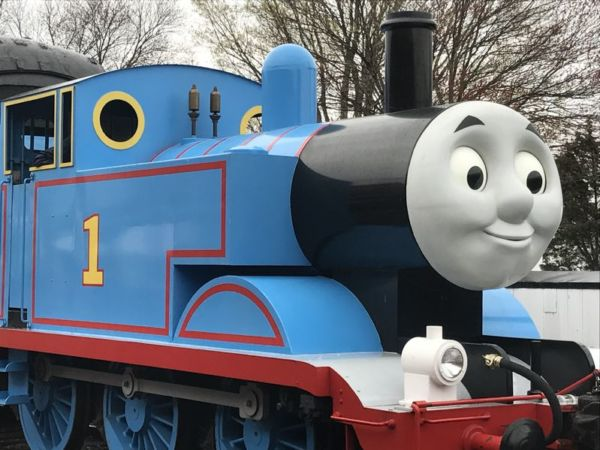 Article image for United Nations to make Thomas the Tank Engine more gender diverse and multi-racial