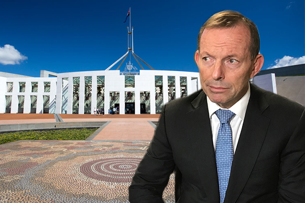 Article image for 'I think we've got a good fighting chance': Abbott responds to latest opinion poll