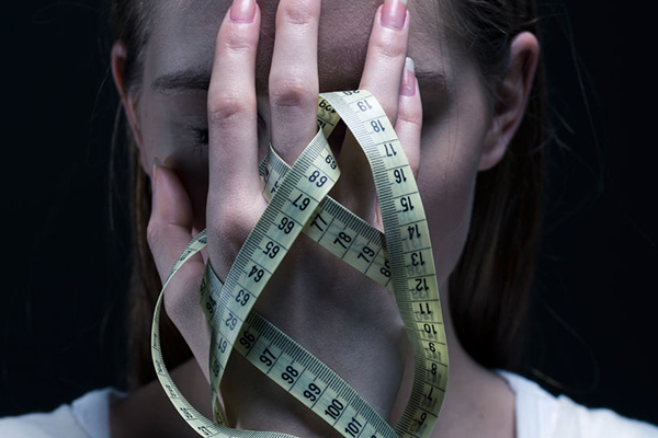 Article image for 'We've got to change the story': The male side of anorexia