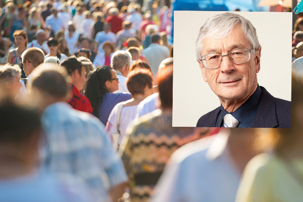 Article image for Poll finds Australians don't want an increase in population