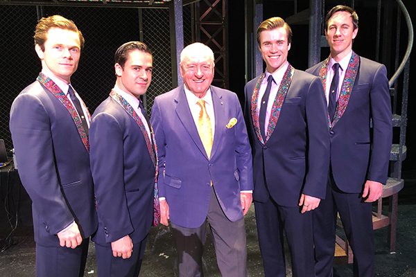 Article image for Jersey Boys delight audiences for a return season