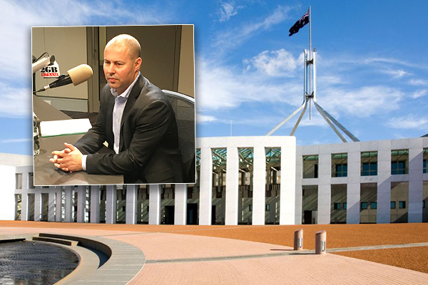 Article image for Josh Frydenberg: Government is sharpening its message as it lags in opinion polls