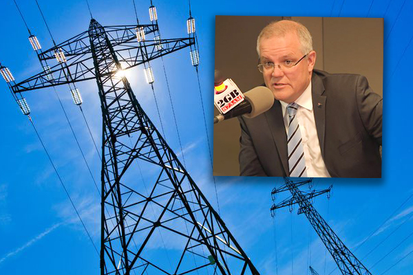 Article image for 'I'm getting electricity prices down': Prime Minister has no plans to dump Paris agreement