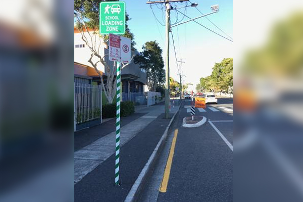 Article image for Why barber poles are popping up in Brisbane