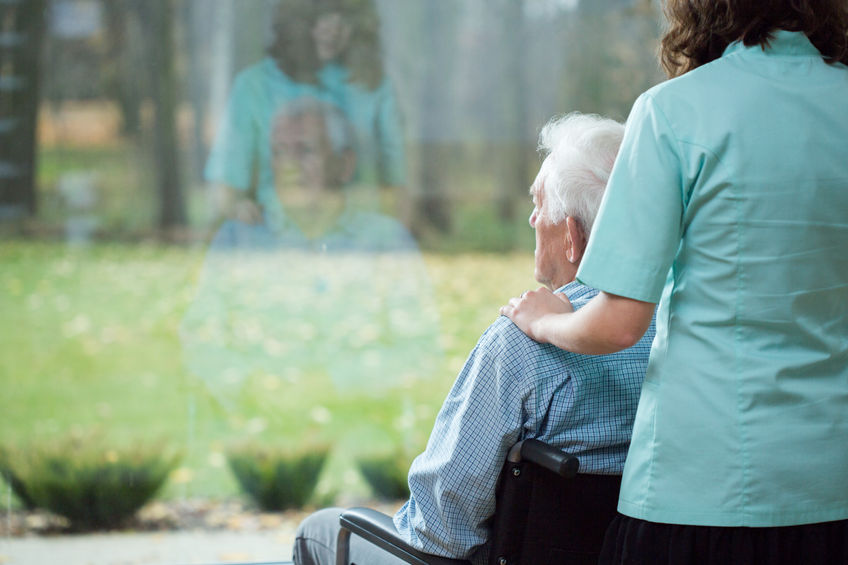 Article image for 'We can't wait until the end of the royal commission': Elderly home care waiting lists jump 40%