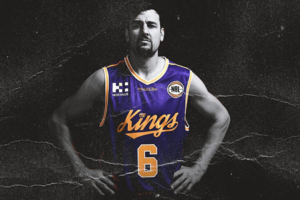 Article image for Aussie basketball star Andrew Bogut ready for season opener