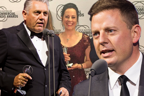 Article image for Macquarie Media wins big at the Australian Commercial Radio Awards