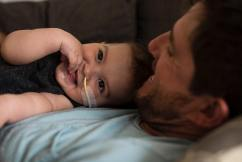Inspiring story of a little boy's brave fight for life