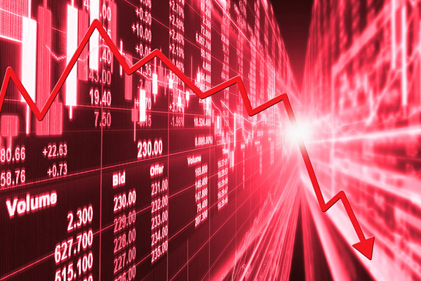Article image for Australian share market crashes, more than $54 billion wiped