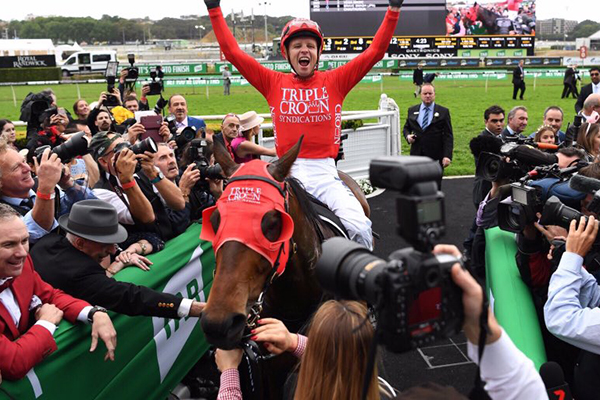 Article image for Champion trainer Peter Snowden describes scaling The Everest… again