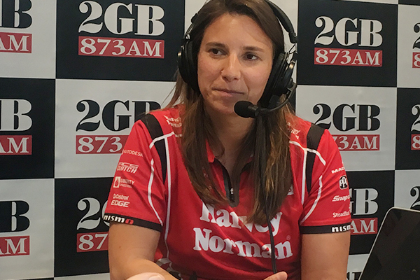 Article image for 'It's quite special': Sole female Bathurst 1000 driver shares her experience