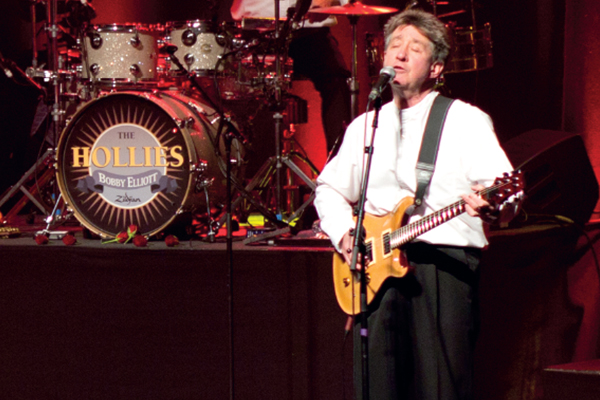 Article image for The Hollies: Original drummer Bobby Elliott shares the story behind the band