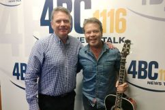 31 number ones in Troy Cassar-Daley's 30 year career