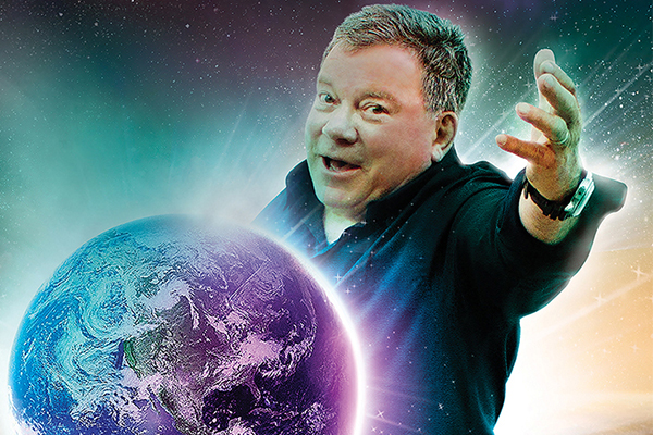Article image for Star Trek captain William Shatner on his latest voyage
