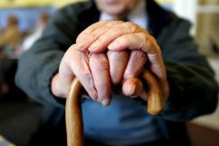 Minister promises to fix age pension backlog