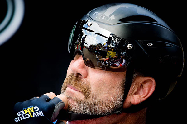 Article image for Invictus Games: Former SAS soldier recalls the day his life changed forever