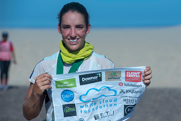 Article image for 22yo racing to make history in 1000km desert run