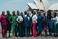 Royal wedding choir takes on Aussie classic for Invictus Games performance
