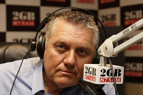 Article image for Ray Hadley pays emotional tribute after brave veteran loses final battle