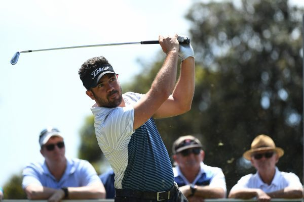 Article image for Athlete by day, Uber driver by night: Professional golf isn't glamorous for Adam Stephens