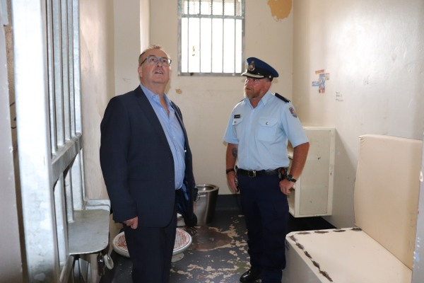 Courtesy of CSNSW - Tour of Long Bay Hospital with Manager of Security Todd Jeffries (64)