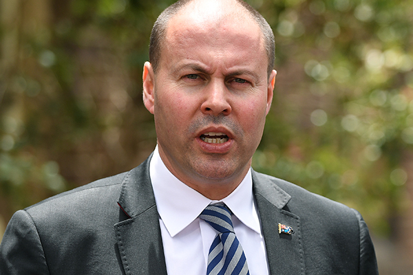 Article image for Josh Frydenberg to unveil $2-billion plan to help small business