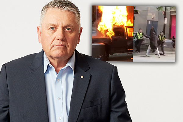 Article image for Ray Hadley unleashes on Islamic leader following Bourke Street attack
