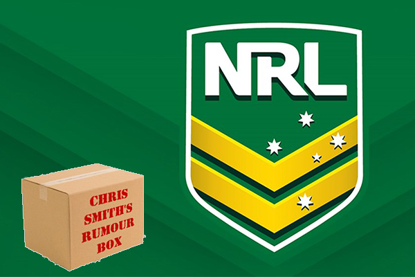 Article image for Rumour Box   Rugby league star to leave the game for US