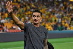 'It's the right time': Tim Cahill speaks ahead of last game in the green and gold