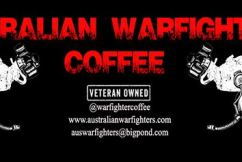 Australian Warfighters Coffee: The organisation offering veterans 'brewed therapy'