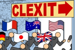 You may know Brexit, but have you heard of 'Clexit'?
