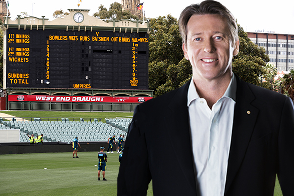 Article image for 'I think they've got the team': Glenn McGrath's bold prediction for the first Test