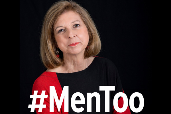 Article image for Controversial sex therapist takes aim at 'male bashing' feminists with #MenToo
