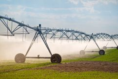 Water prices continue to surge