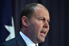 Treasurer says economy is 'growing strongly' despite weaker than expected conditions