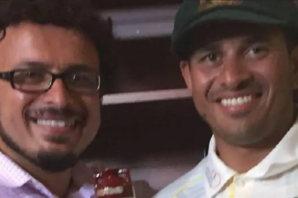 Article image for Usman Khawaja's brother arrested over alleged terror hit list