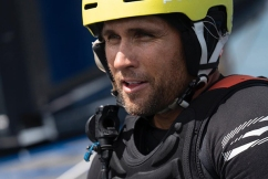 Ironman Ky Hurst switches sports and will represent Australia once again