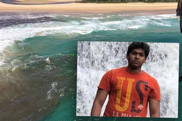 Article image for Body of missing man swept out to sea at Moonee Beach found 150kms away