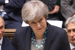 Britain in chaos: PM Theresa May survives leadership spill
