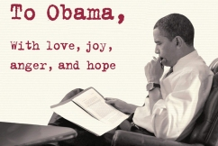 Barack Obama received 4.2 million letters as President… these are the ones he replied to