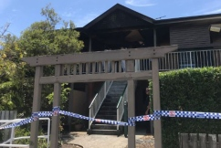 Man dies in unit fire at Woody Point