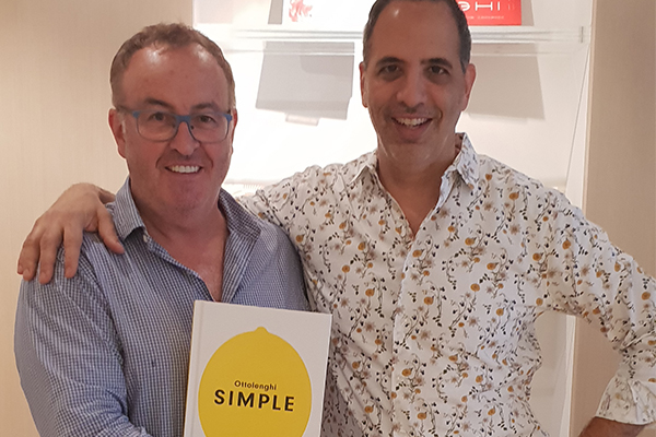 Article image for Renowned chef Yotam Ottolenghi's latest book makes cooking SIMPLE