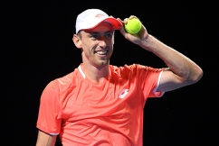 Nice guys can finish first: Aussie tennis star John Millman's astonishing rise