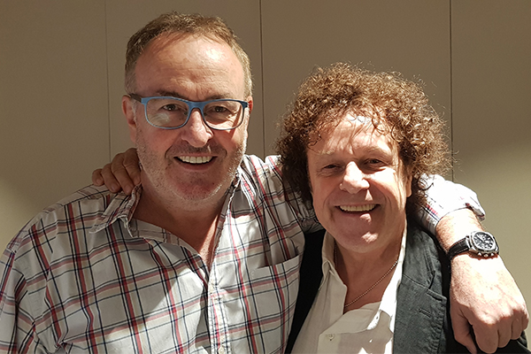 Article image for 'I knew I was destined for great things': Leo Sayer reflects on his lasting career